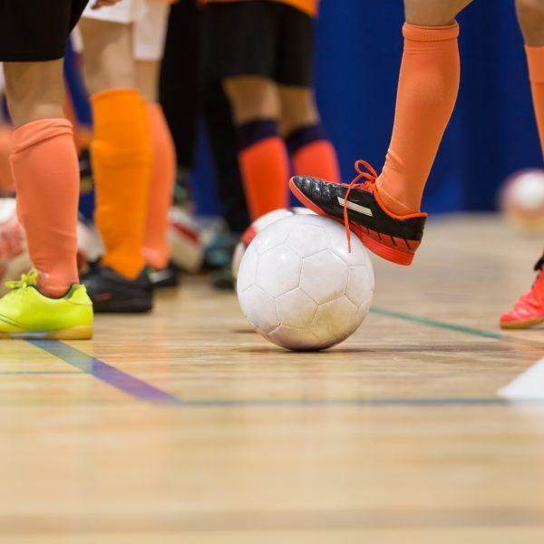Świąteczny Futsal na Śląskim