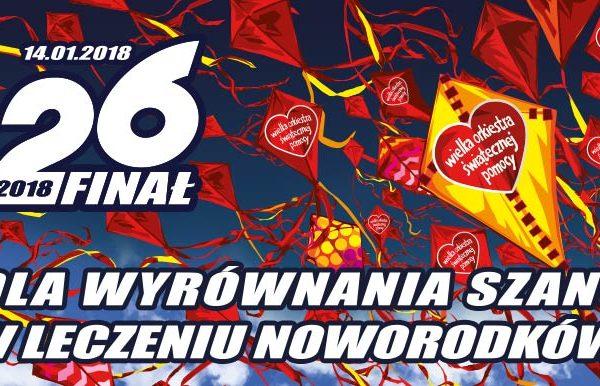 Finał WOŚP na Stadionie Śląskim