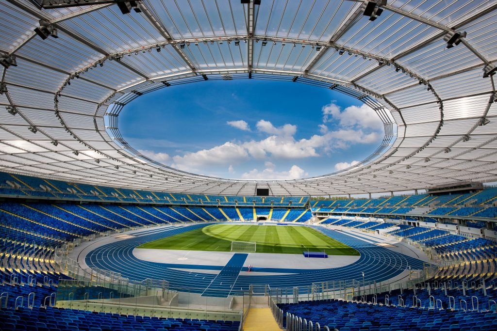 Stadion Śląski z piątym miejscem w plebiscycie na Stadion Roku 2017