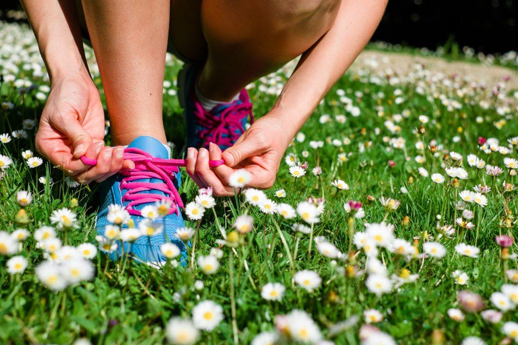 Wiosenny z metą na Śląskim – 10 kilometrów na rozpoczęcie sezonu biegowego