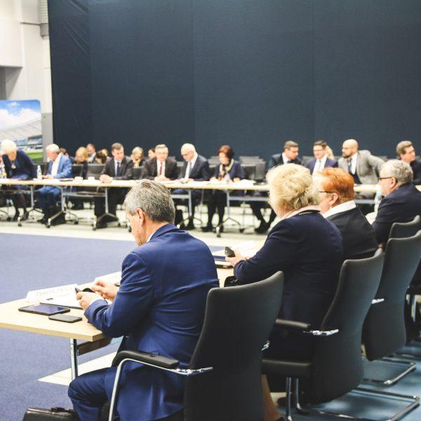 Sesja Zgromadzenia GZM na Śląskim